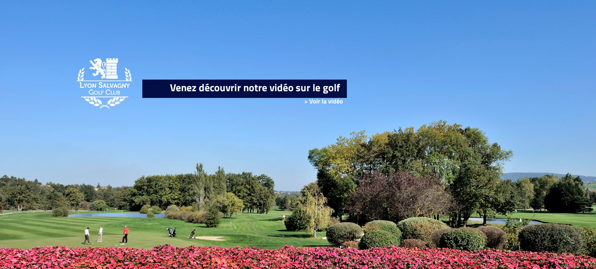 Golf de la tour de salvagny